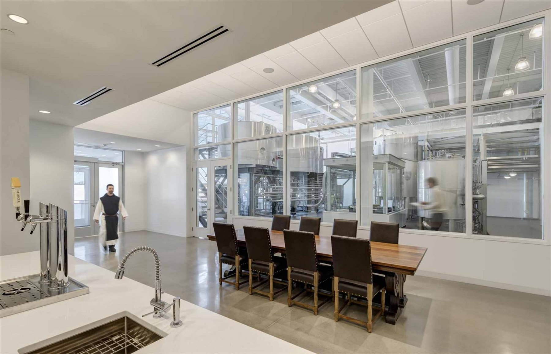 Spencer Brewery, Location: Spencer MA, Architect: LLT Architects