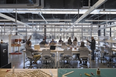 Classroom, Engineering, Lab Building at Wentworth Institute of Technology